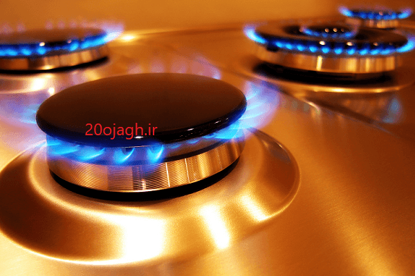 اجاق گاز رومیزی دو شعله ترموکوپل دار