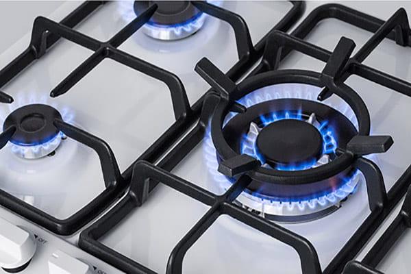 گاز رومیزی سه شعله