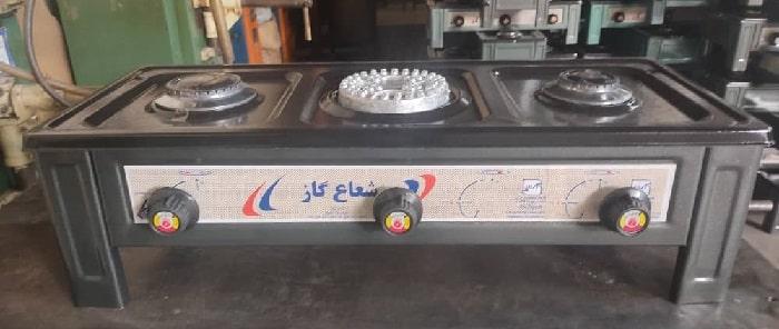 قیمت اجاق گاز رومیزی لعابی